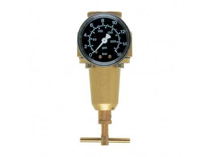 """Regulátor tlaku 1/2"""", 1250 l/min, 0,5-10 bar"""