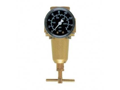 """Regulátor tlaku 1/2"""", 1 250 l/min, 0,5-25 bar"""