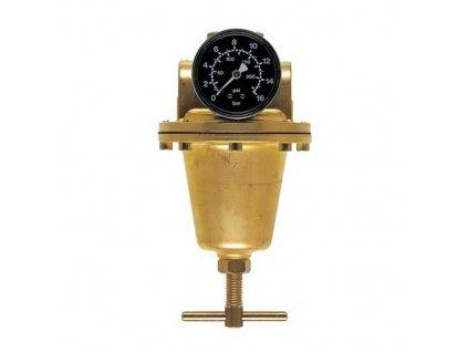 """Regulátor tlaku 1 1/4"""", 12 160 l/min, 0,5-25 bar"""