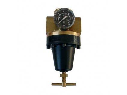 """Regulátor tlaku 1"""", 5 000 l/min, 3,0-50 bar"""