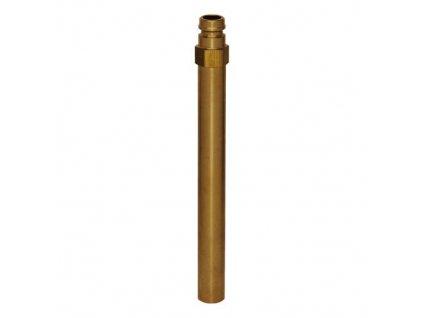 Trubka 14mm se vsuvkou pro hluboké formy délky 150mm