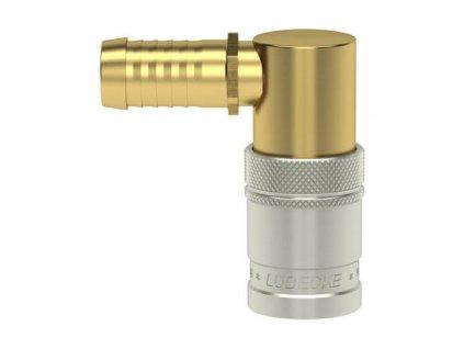 rychlospojka s 90 trnem pro standardni hadici 9mm bez ventilu 4