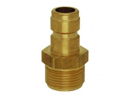 Vsuvka s vnějším závitem M24x1,5 bez ventilu