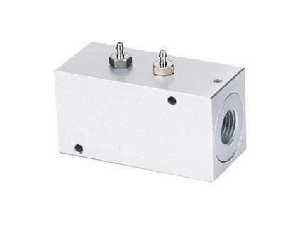 """Pneumaticky řízený ventil 2/2 NC G1/4"""""""