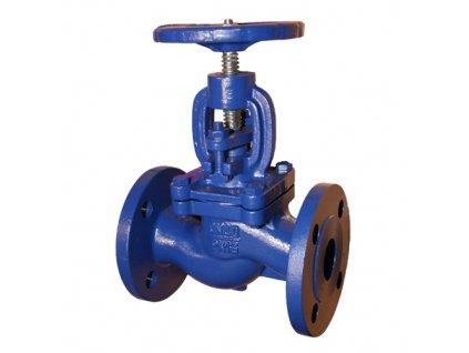 Uzavírací ventily UVL DN125