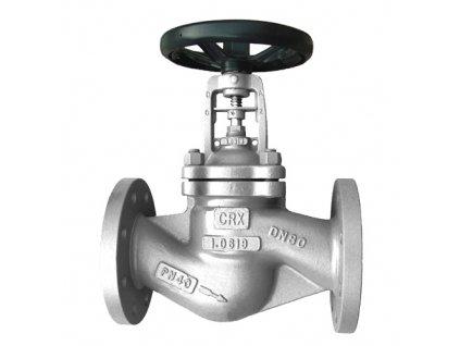 Uzavírací ventily UVS - DN150