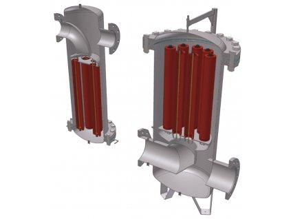 Filtrační vložka pro hrubý filtr BFB