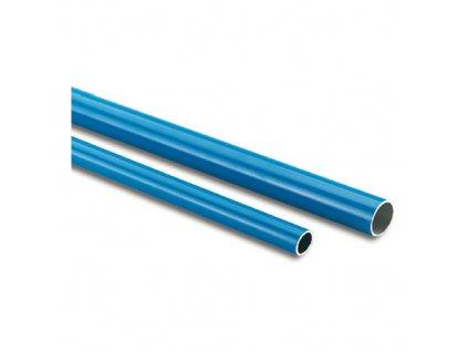 Rozvodní trubka modrá 4m 25mm