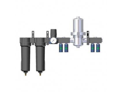 Filtrační systém PP 510
