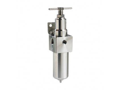 Regulátor tlaku s filtrací AFRX10
