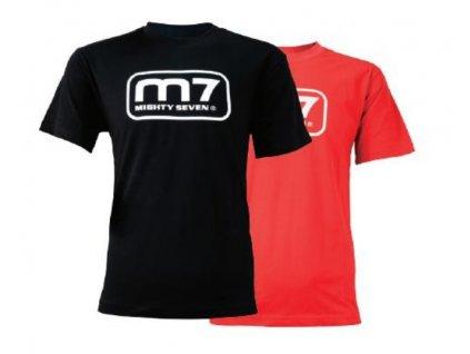 Černé tričko M7