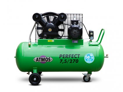 7 5 270 pistovy kompresor atmos perfect
