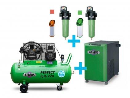 3 0 270 pistovy kompresor atmos perfect