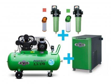 5 5 270 pistovy kompresor atmos perfect