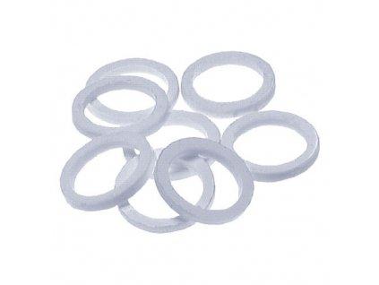 PVC tesnici krouzky zavit vzduch