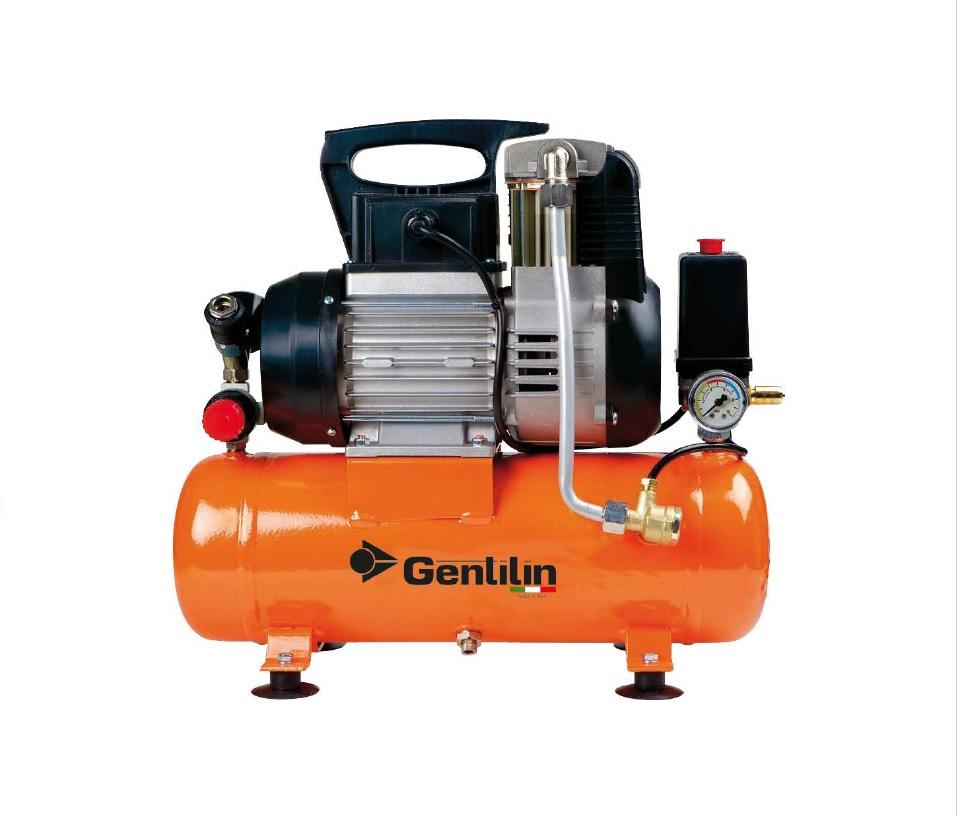 Gentilin Bezolejový kompresor Compact Air 5 l
