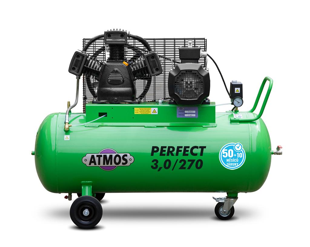 Atmos Pístový kompresor Perfect - 3/270