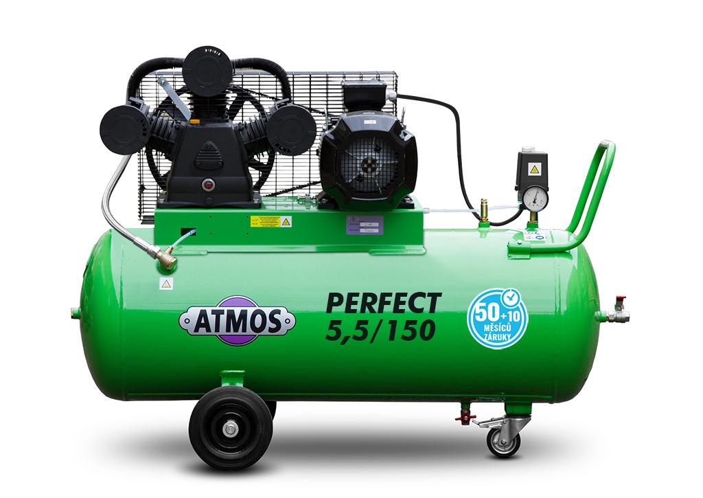 Atmos Pístový kompresor Perfect - 5,5/150