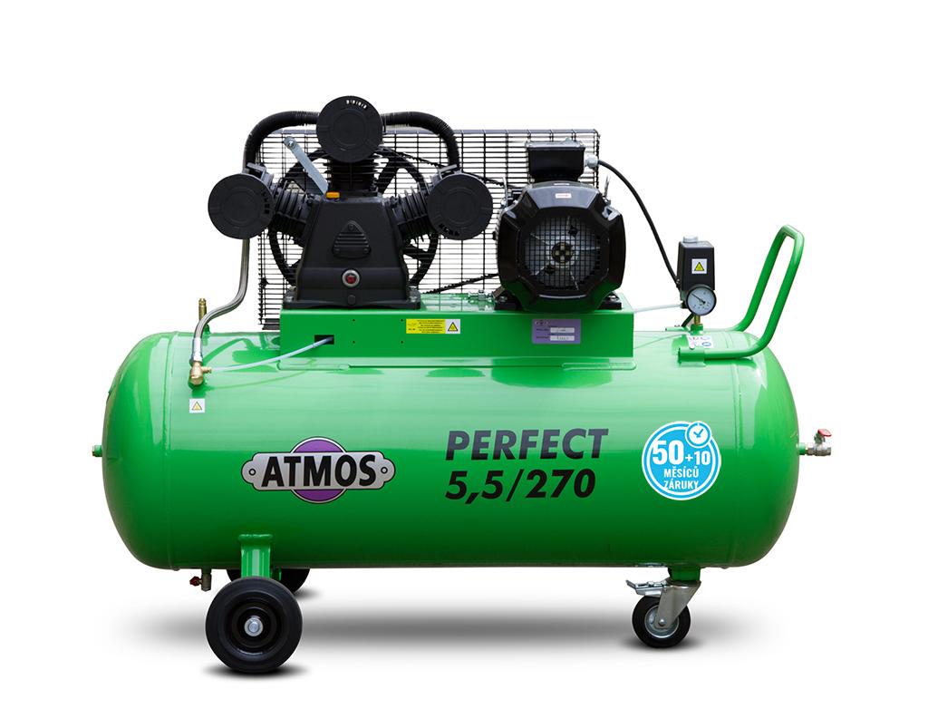 Atmos Pístový kompresor Perfect - 5,5/270