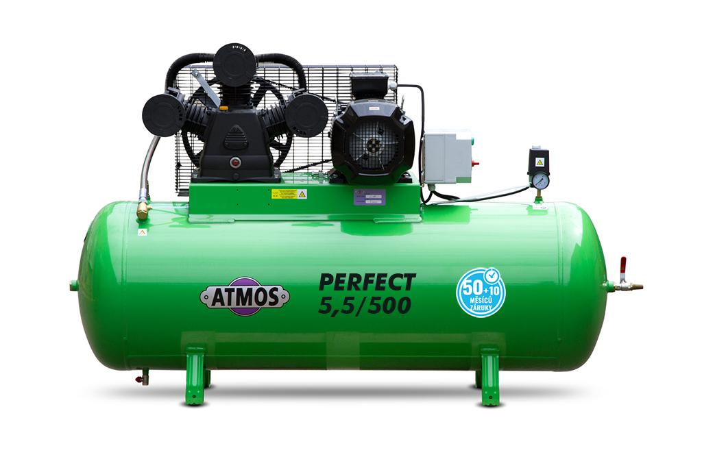 Atmos Pístový kompresor Perfect - 5,5/500