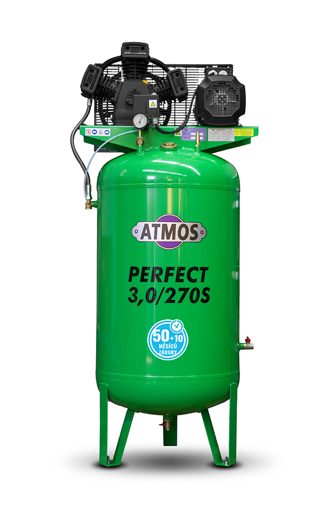 Atmos Pístový kompresor Perfect - 3/270S