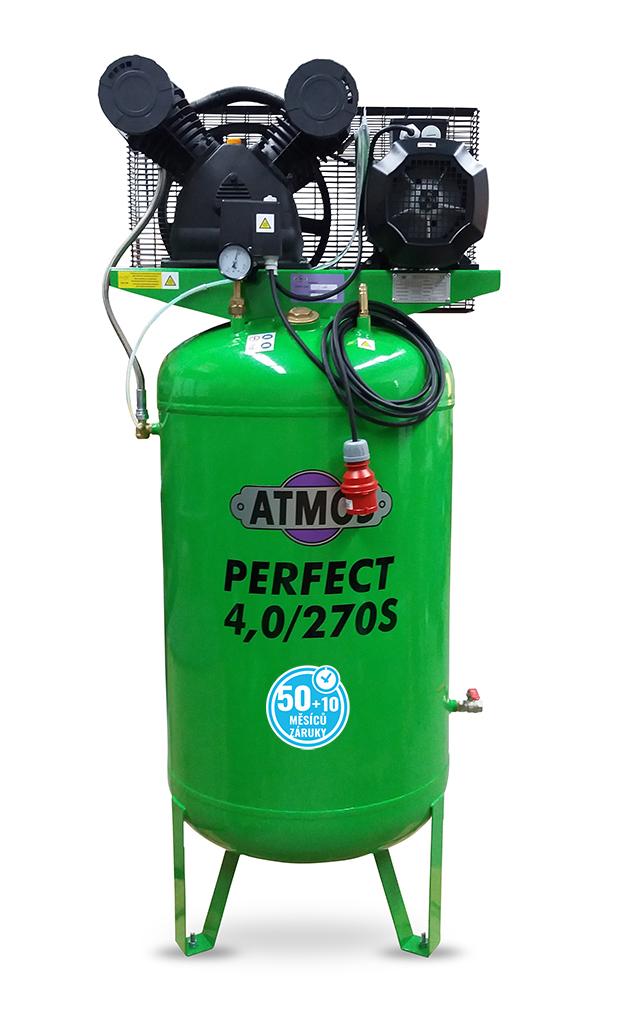 Atmos Pístový kompresor Perfect - 4/270S
