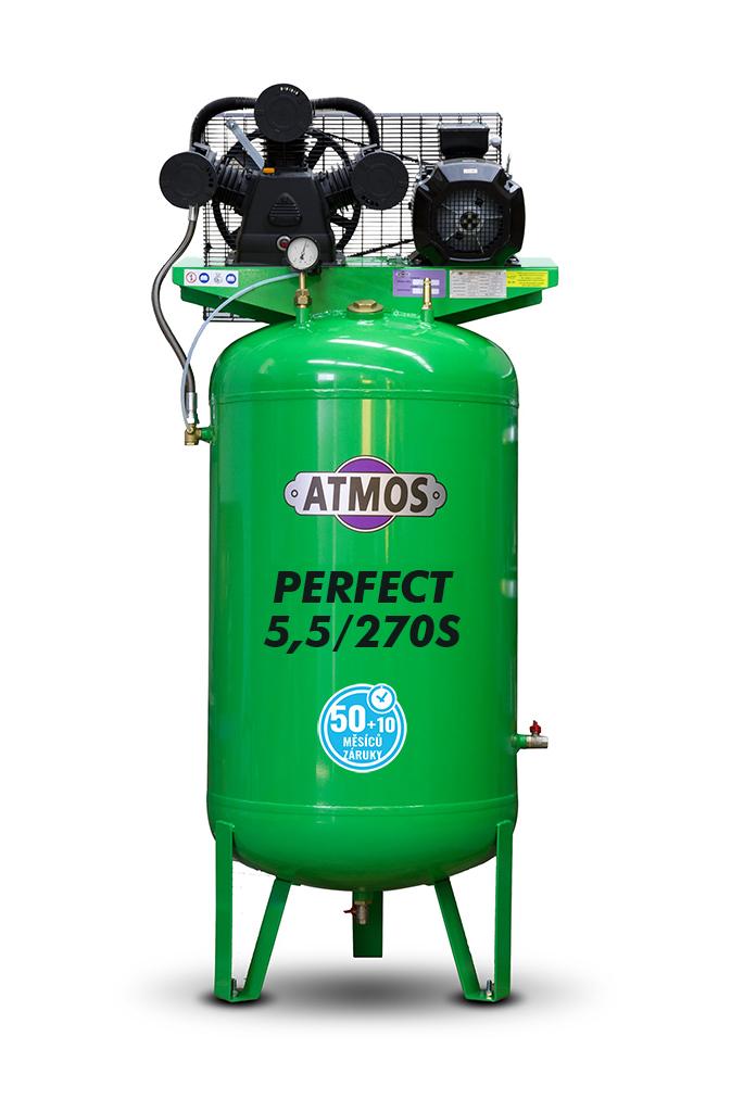 Atmos Pístový kompresor Perfect - 5,5/270S