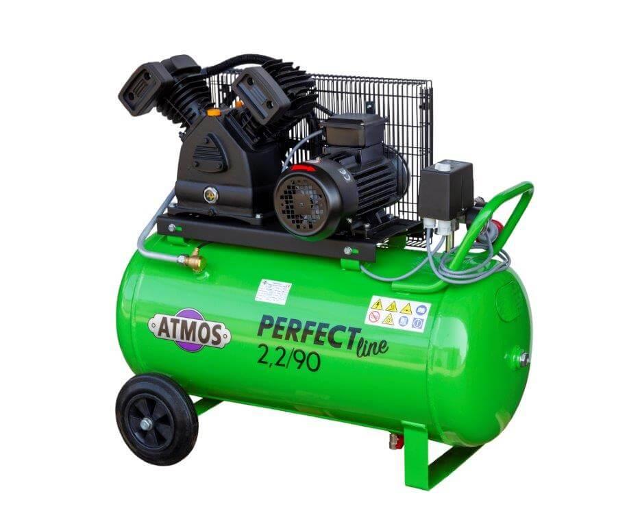 Atmos Pístový kompresor Perfect Line 2,2 kW - 90l