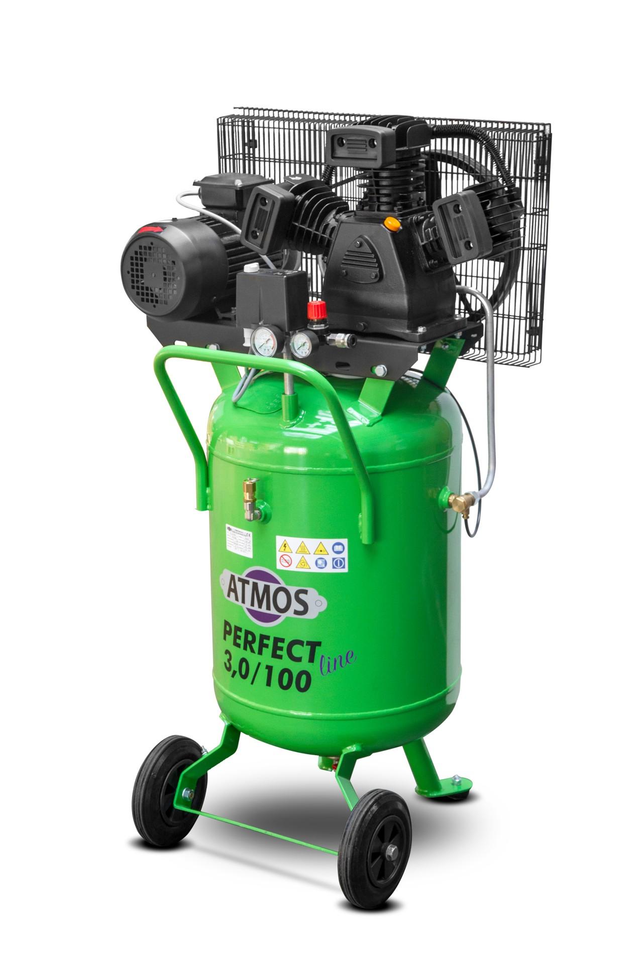 Atmos Pístový kompresor Perfect Line 3 kW - 100l S