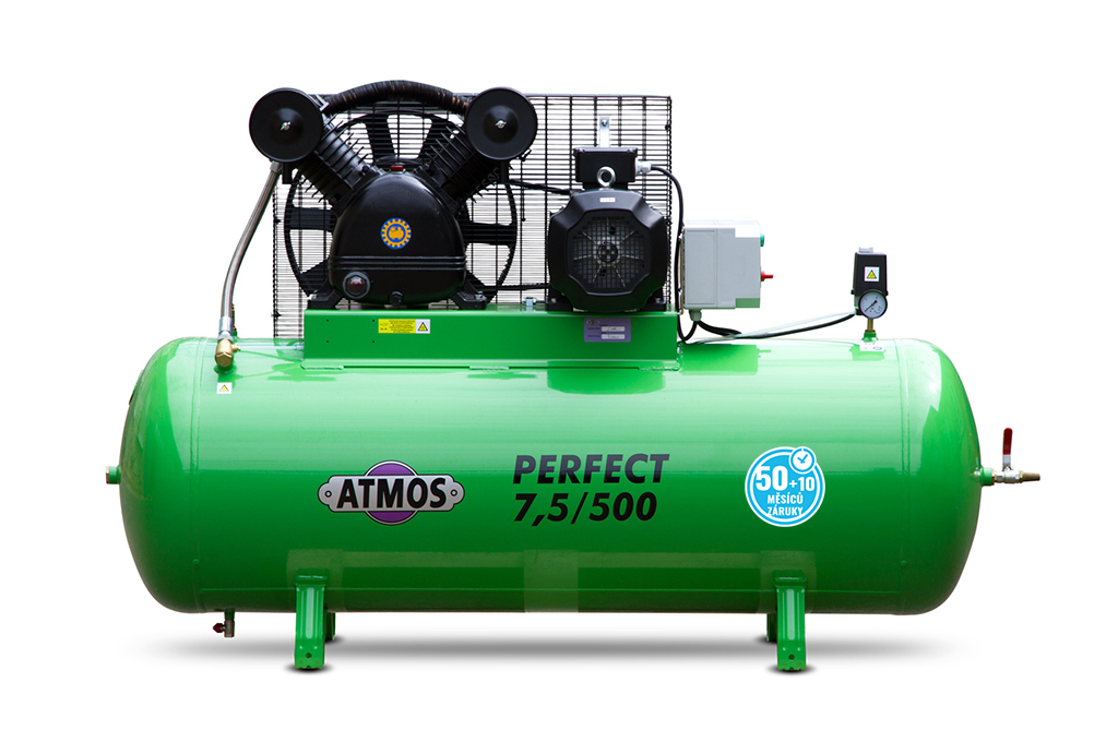 Atmos Pístový kompresor Perfect - 7,5/500YD