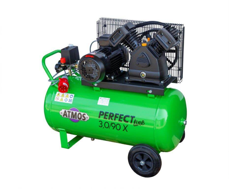 Atmos Pístový kompresor Perfect Line 3 kW - 90l X