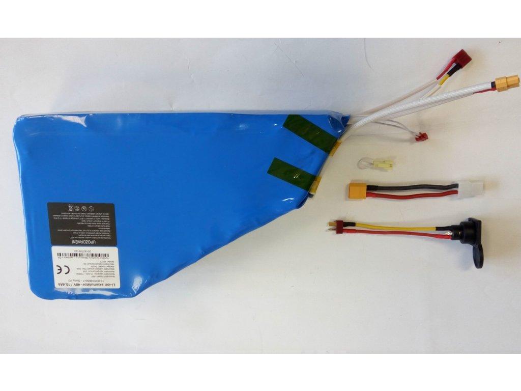 Akumulátor Li-ion Samsung 48V, 24Ah, plast V2