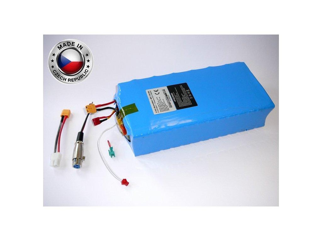 Akumulátor Li-ion Samsung 48V, 24,5Ah, plast