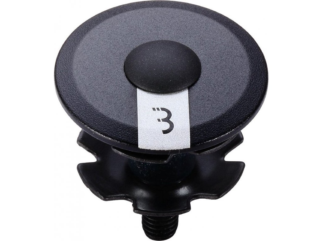 zátka BBB BAP-02 RoundHead 1 i 11/8 černá
