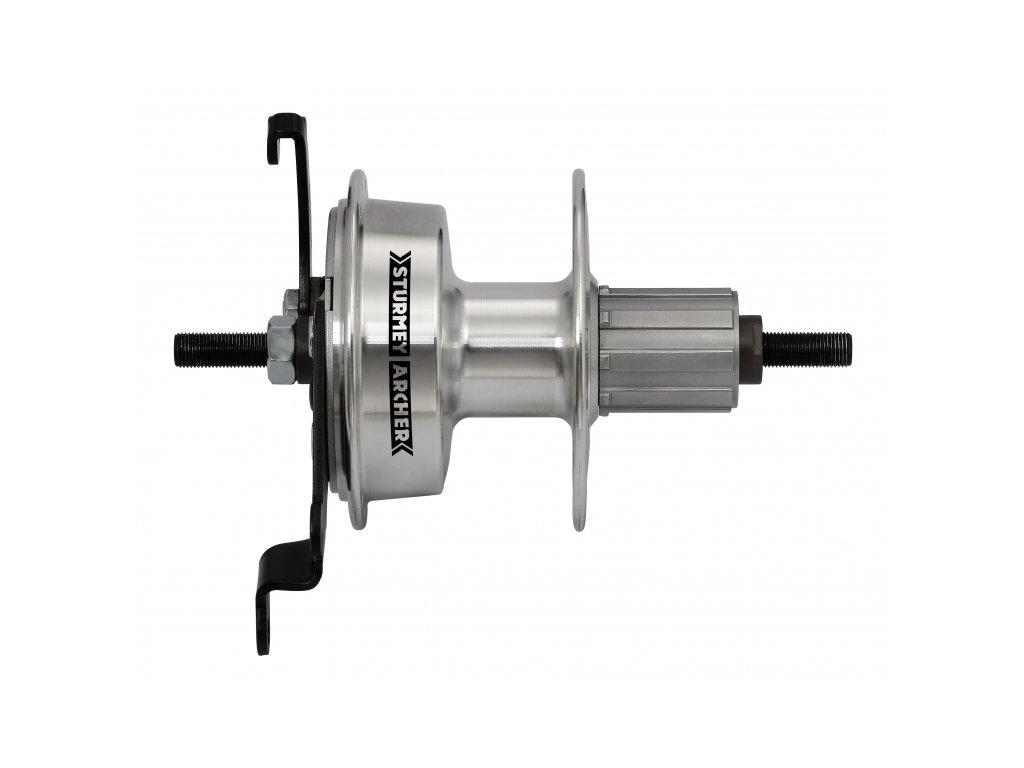 náboj Sturmey-Archer X-RDC zadní bubnová brzda + ořech na kazetu