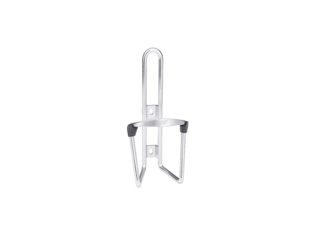 košík BBB SmallTank XL stříbrný