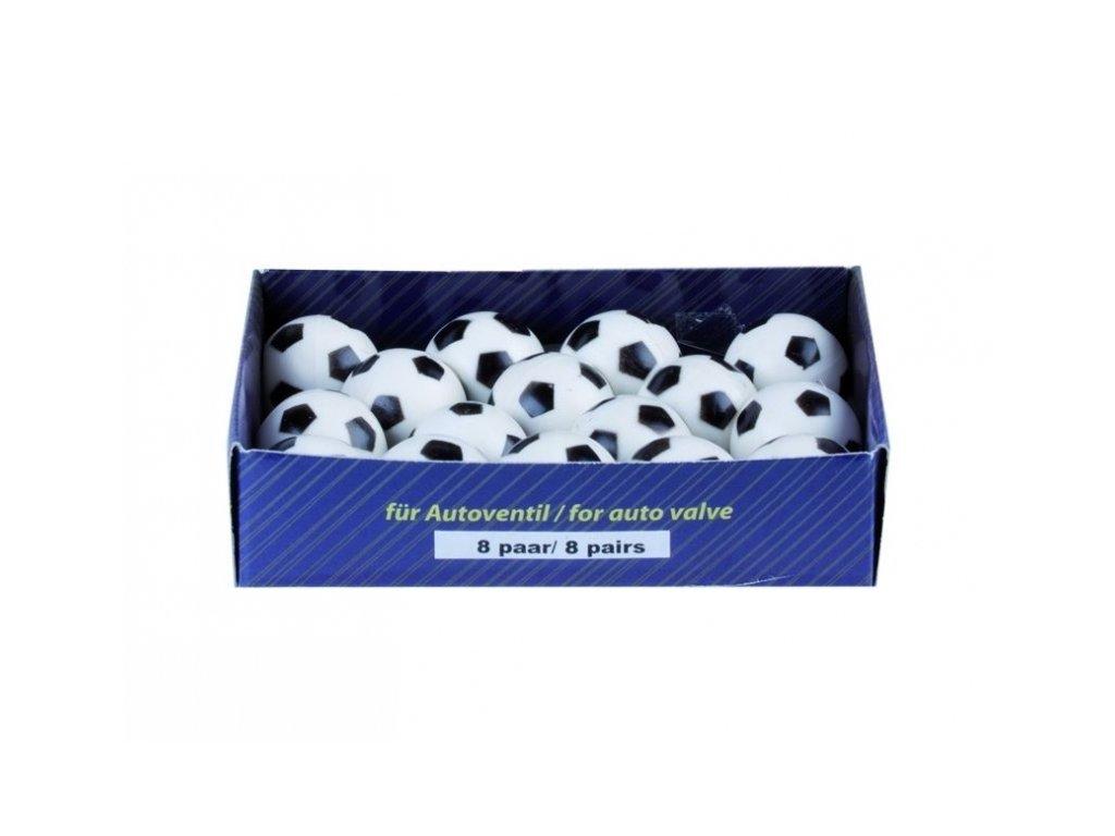 čepičky ventilkové míč - 2ks