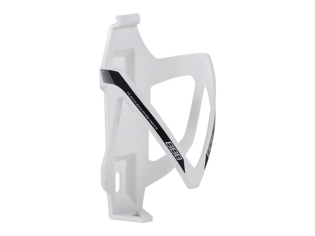 košík BBB CompCage kompozitový bílý