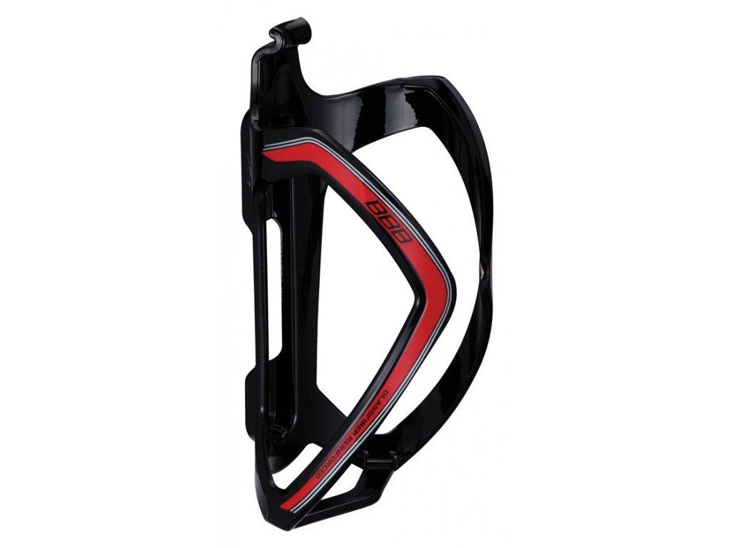 košík BBB FlexCage černo/červený