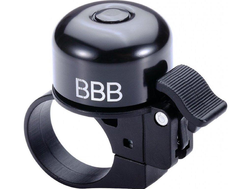 zvonek BBB BBB-11 Loud & Clear černý