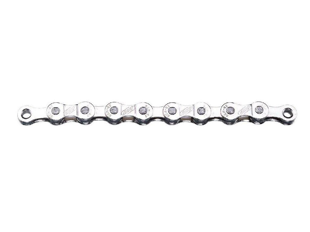 řetěz BBB BCH-82 PowerLine 8-rychlostní stříbrný