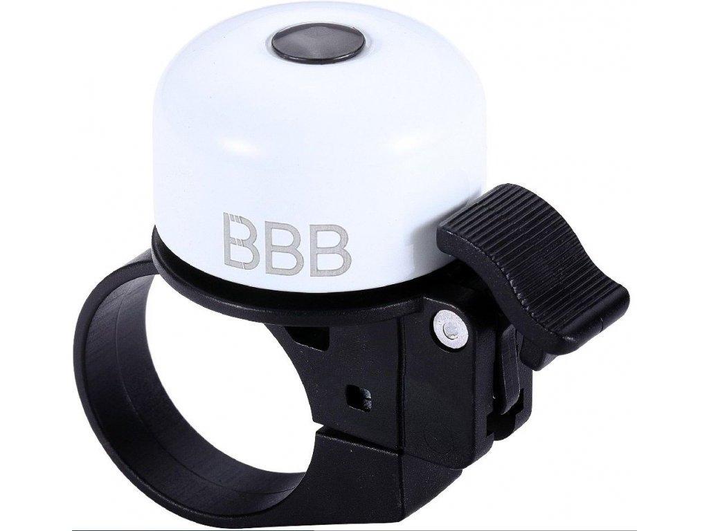 zvonek BBB BBB-11 Loud & Clear bílý