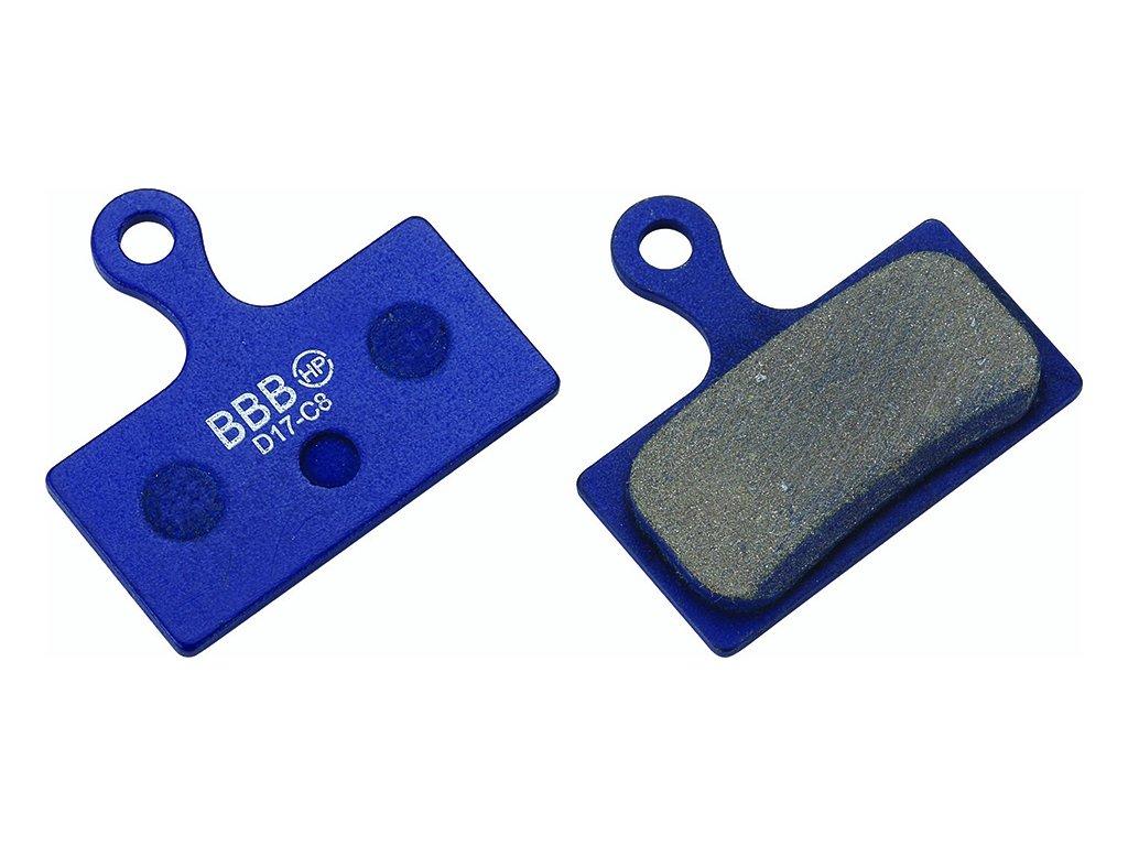 brzdové destičky BBB BBS-56 SH XTR,XT,SLX