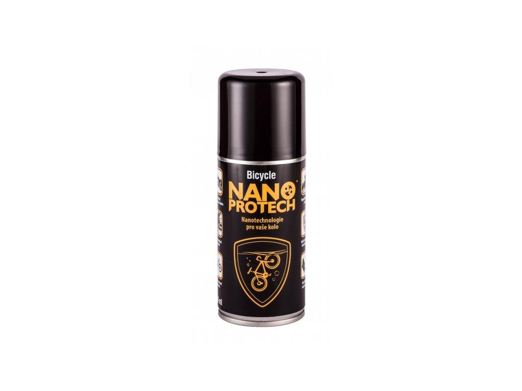 olej NANOPROTECH Bicycle spray na řetězy 150ml