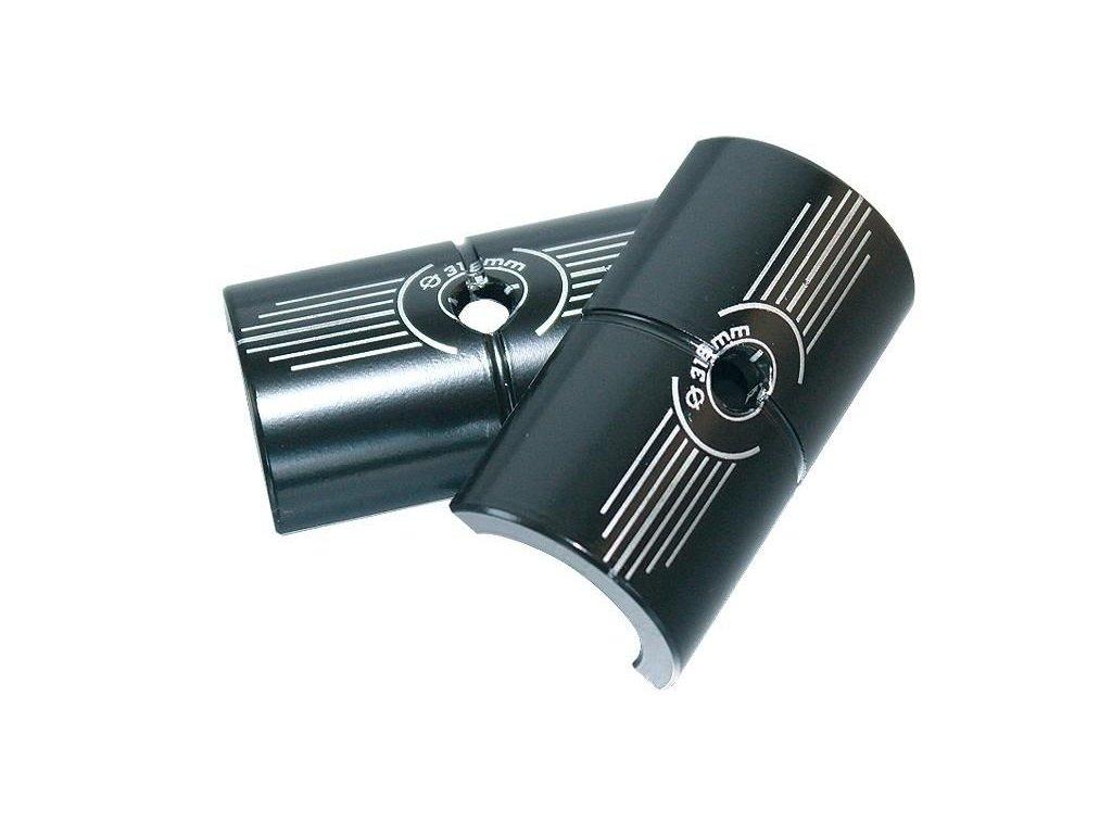 redukce řídítek ShamanRacing 31,8/25,4mm
