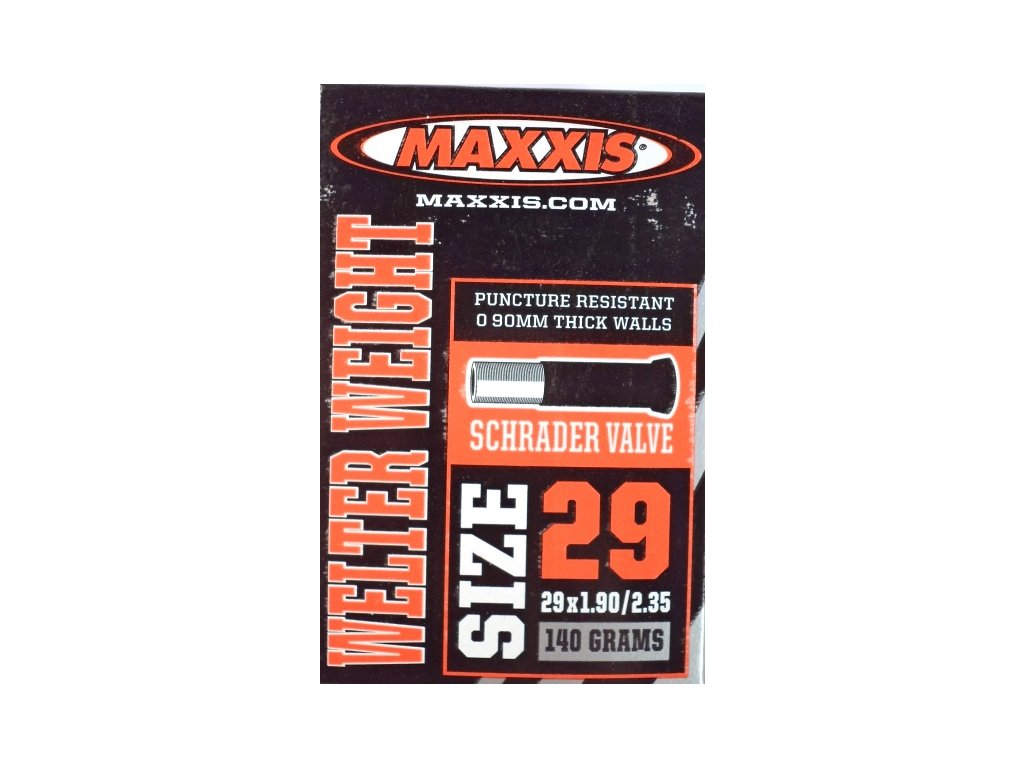 "duše MAXXIS Welter 29""x1.90-2.35 (50/60-622) AV/33mm"