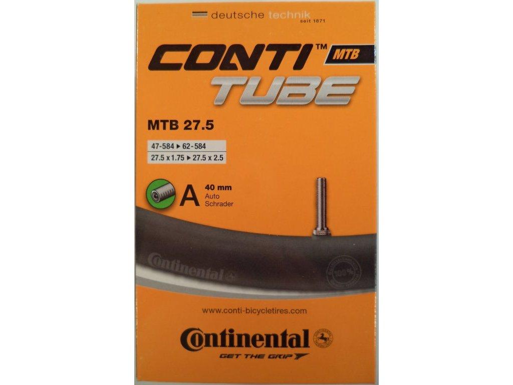 duše Continental MTB 27.5 (47/62-584) AV/40mm
