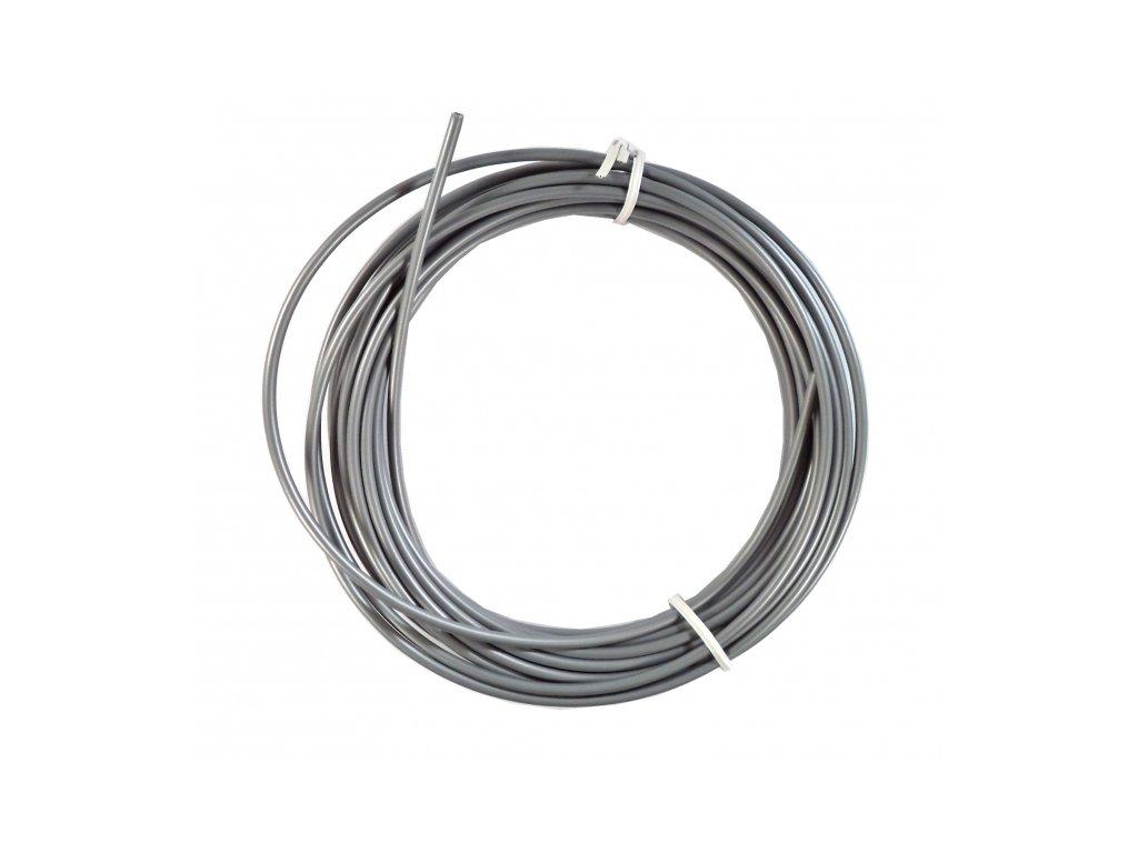bowden řadicí 1.2/5.0mm SP 10m stříbrný role