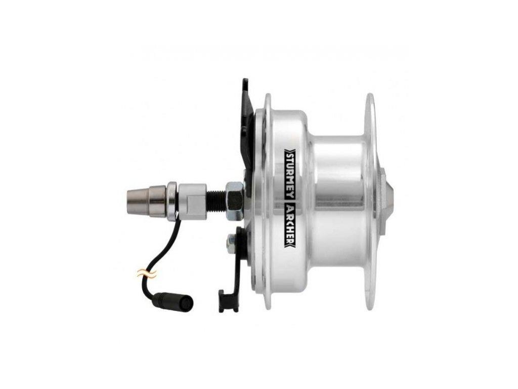náboj Sturmey-Archer XL-SDD letmý,dynamo 6V/3.0W brzda 90mm