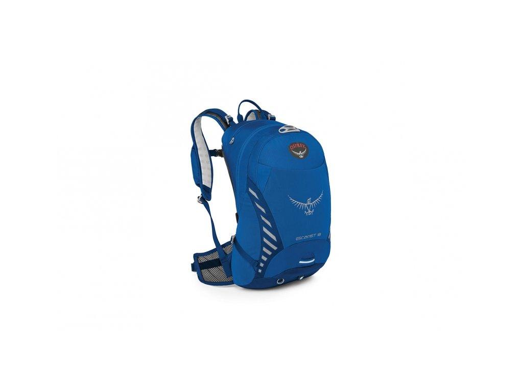 batoh + pláštěnka OSPREY ESCAPIST 18 Indigo Blue